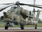 Российский боевой вертолет Ми-28Н разбился в Сирии
