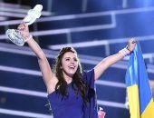Украинская певица Джамала победила на «Евровидении»