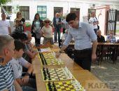 В Феодосии начался II шахматный фестиваль «Спорт. Интеллект. История»:фоторепортаж