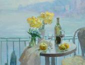 В Феодосии открывается выставка картин «Весенние контрасты севера и юга»