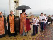 Казаки Феодосии провели молебен:фоторепортаж