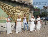 День города: мелодии Греции для феодосийцев