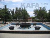 Жители и гости Феодосии решат судьбу светомузыкального фонтана