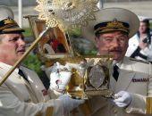 В Крым привезут мощи Фёдора Ушакова