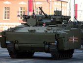 Начались испытания новой российской гусеничной БМП