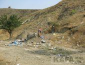 Администрация Феодосии выявила в Лисьей бухте много мусора и незаконных торговцев