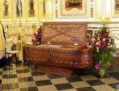 В Севастополь доставлена рака с мощами св. праведного воина Феодора Ушакова