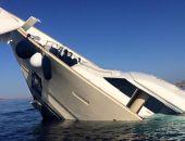 В Крыму недалеко от Балаклавской бухты потерпела крушение прогулочная яхта