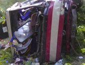 Водитель автобуса, упавшего в обрыв на трассе Судак – Феодосия 11 августа, арестован