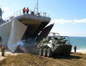 Сегодня в Крым на полигон Опук прибыли военные атташе из 40 стран