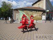 В Феодосии состоялось открытие фестиваля поэзии «Алые паруса – 2016» (видео):фоторепортаж