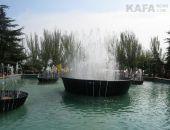 В Феодосии горожане остались равнодушны к конкурсу на лучший эскиз благоустройства светомузыкального фонтана
