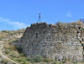 Улочки старой Феодосии: Средневековая башня Фомы на улице Сейсмическая