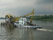 Сегодня в районе Ливадии затонул плавкран, часть членов экипажа пропала без вести