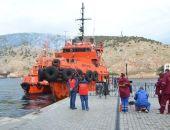 Пятеро спасённых моряков затонувшего у побережья Крыма плавкрана выписаны из больницы