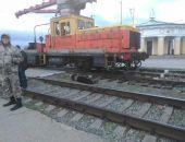В Феодосии на железнодорожном переезде насмерть сбили женщину