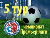 Результаты сегодняшних матчей 5-го тура чемпионата Крыма по футболу