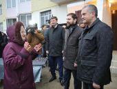 Аксёнов сегодня вручил ключи от новых квартир 75 семьям реабилитированных крымчан