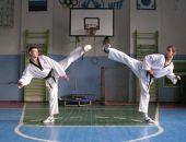 Новогодний фестиваль боевых искусств