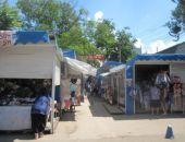 В столице Крыма принудительно снесут 20 торговых павильонов на рынке по ул.Козлова