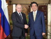 Президент России Путин и премьер-министр Японии Абэ рассказал об успехах в переговорах