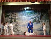 В Феодосии состоялся Первый Новогодний фестиваль боевых искусств:фоторепортаж