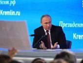 Путин заявил, что зарплаты в Крыму должны быть не ниже, чем в среднем по России