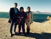 «Первый канал» начинает показ фильма Каринэ Фолиянц «Три королевы», снимавшегося в Феодосии:фоторепортаж