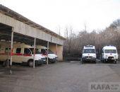 В декабре два десятка феодосийцев  пострадали из-за гололеда