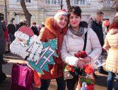 «Тайный Дед Мороз» прошел в Феодосии (видео)