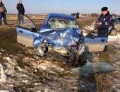 В Сакском районе вчера было лобовое столкновение автомобилей, трое погибли на месте (обновлено)