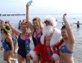 В Евпатории 7 января пройдет массовый заплыв моржей