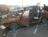 Еще одно лобовое столкновение автомобилей в Крыму: двое погибших