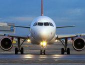 В аэропорту Симферополя из-за тумана задерживается прилет 11  рейсов
