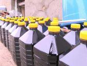 В Крыму полиция изъяла более 100 тонн спиртосодержащей продукции (фото)