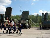 В Феодосии на боевое дежурство заступил полковой комплект ЗРС С-400 «Триумф»