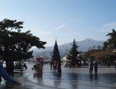 В Крыму на новогодние праздники отдохнуло вдвое больше туристов, чем в прошлом году