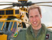 Британский принц Уильям закончит карьеру пилота ради королевской семьи