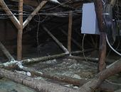 В Евпатории ремонт кровель обернулся залитыми квартирами и остановленными лифтами