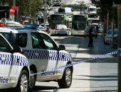 Автомобиль въехал в толпу пешеходов в Мельбурне