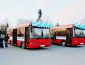 Севастопольские общественники купили для города два низкопольных автобуса