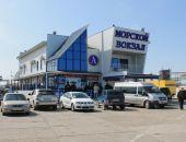 На Керченской паромной переправе пьяный хулиган укусил полицейского