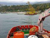 Ространснадзор назвал причины случившегося в октябре затопления плавкрана у побережья Крыма