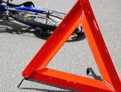 Вчера в Советском автомобиль сбил пенсионера на велосипеде