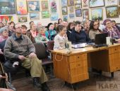 В Феодосии отметили день рождения Владимира Высоцкого (видео):фоторепортаж