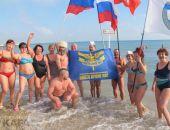 Более ста человек примут участие в слете крымских «моржей» в Феодосии