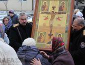 В Феодосию прибыла икона Богородицы «Победительная»