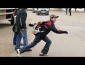 """В Крыму среди подростков набирает популярность игра """"Беги или умри"""""""