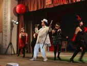 Парадокс: Театру «Парадокс» уже 25 (видео):фоторепортаж