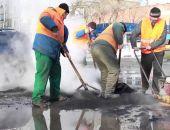 Аксёнов лично разогнал работающих в дождь дорожников в Крыму